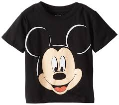amazon disney mickey mouse boys u0027 face shirt fashion
