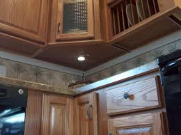 Ranch Style Kitchen Cabinets by Under Cabinet Kitchen Light