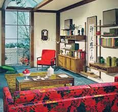 Best Rooms Vintage Images On Pinterest Vintage Interiors - 60s home decor