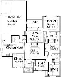 Game Room Floor Plans Ideas 73 Best House Plans Images On Pinterest Architecture Dream