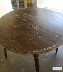 laminate table top refinishing table makeover how to paint a laminate table gonna do this this