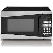 Amazon Hamilton Beach 0 9 cu ft 900W Microwave by Product