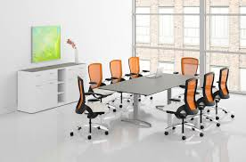 Hon Conference Table Hon Preside Large Meeting Room Contemporary Conference Table