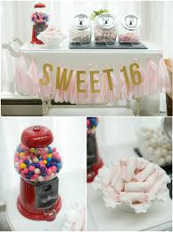 sweet 16 birthday party ideas a sweet 16 birthday party ideas printables party ideas party