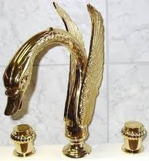 Gold Faucet Bathroom by Widespread Bathroom Dragon Lavatory Sink Faucet Tap Crystal