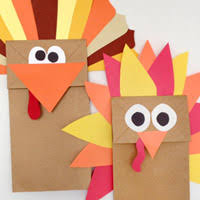 7 turkey crafts for thanksgiving grandparents