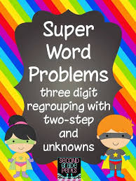 206 best math word problems images on pinterest math word
