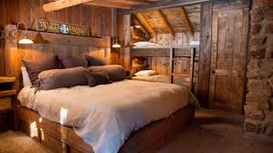 Rustic Bedroom Wood Design Ideas  Amazing Bedroom Log - Wood bedroom design