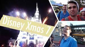 disneyland u0026 walt disney world christmas 2015 day 7 vlog
