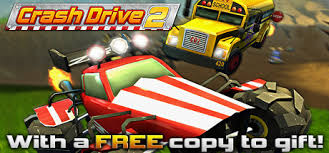 crash drive 2 on steam