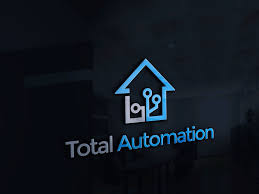 home automation logo design bold playful logo design for total automation by gutsdudi