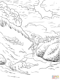cain and abel coloring page the incredible as well as lovely cain
