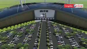 ghana plans to host fifa 2038 world cup iconic stadium plan youtube