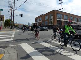 Biking Or Walking To Work by Biking To Work Cheap And Safer Than Ever Kqed Science