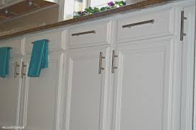 kitchen creative where to place knobs on kitchen cabinets