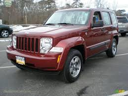 red jeep liberty 2007 red jeep liberty jeep car show