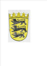 Wappen Baden Die Bundesländer Deutschlands Baden Württemberg Primolo De