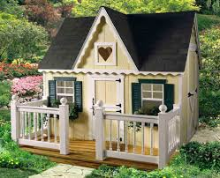 how to building backyard playhouse u2014 optimizing home decor