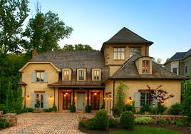 Pictures Of Cottage Style Homes A New House Inspired By Old French Country Cottages French