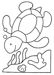 Tortue De Page A Colorier Image 0 Coloriages Gratuits Animaux