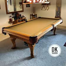 refelting a pool table how much to refelt a pool table and taupe cloth billiards taupe