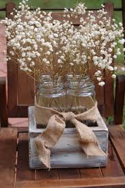 mason jar centerpieces for country style wedding margusriga baby