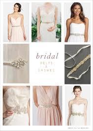 Wedding Dress Sashes Fabulous Bridal Sashes And Bridal Belts