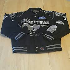 ford mustang jacket 75 jh designs other boys ford mustang jacket size 7 8
