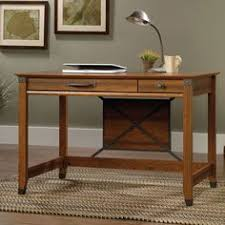 Sauder Registry Row Desk Alena U0027s Desk Sauder Registry Row Desk Amber Pine Den