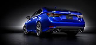 lexus sedan line all new 2016 lexus gs f has a 467hp 5 0 liter v8