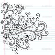 flower and designs to draw patterns patterns kid