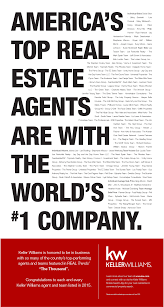 keller williams leads industry with more top agent teams ranked by