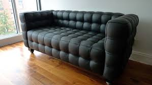 Pigmented Leather Sofa Buying Contemporary Leather Furniture Guide
