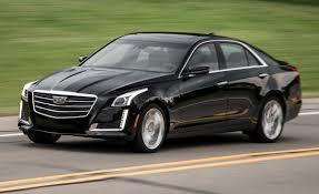 reviews of cadillac cts 2016 cadillac cts test review car and driver