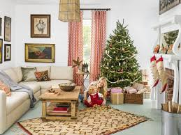 living room home decorating outstanding country christmas