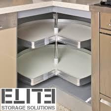 18 corner base kitchen cabinet textured wood tall height