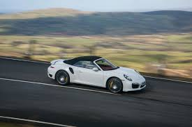 porsche convertible 4 seater porsche 911 turbo s cabrio vs ferrari california t twin test