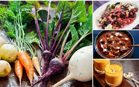 Green Root Vegetables - 15 root vegetable recipes with amazing health benefits by