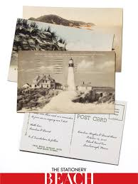 post card invitation vintage postcard save the dates from 10 eachustownviews com