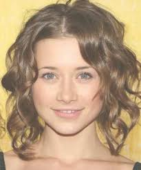 short haircuts for naturally curly hair 2015 photo gallery of medium haircuts for naturally curly hair and round