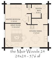 2 Story Log Cabin Floor Plans Best 25 Guest House Plans Ideas On Pinterest Guest Cottage