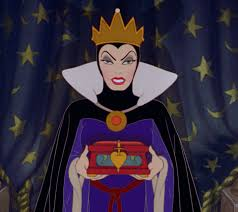 evil queen freeze tell the girls that cinderella u0027s evil stepmother