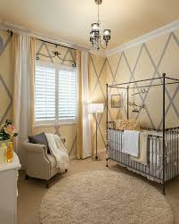 decorative traversing rod family room contemporary with sheer