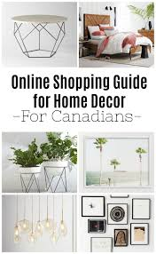 the online shopping guide for home decor canada buy furniture