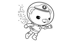 octonauts coloring octonauts coloring pages download