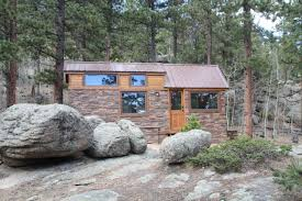 tiny house town simblissity u0027s 204 sq ft stone cottage