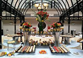 champagne sunday brunch at the landmark london the petite passions