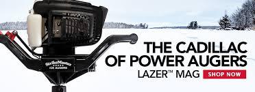black friday ice auger strikemaster augers