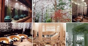 glass decor balls for glass curtains elite wedding looks