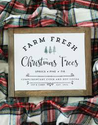 how to make holiday signs from printables mountainmodernlife com